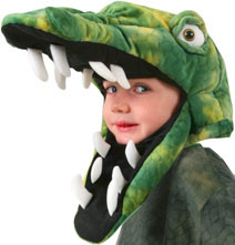 Child's Crocodile Hat