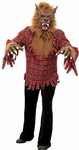 Adult Werewolf Costume