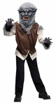 Boy's Vicious Wolf Man Costume