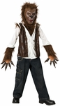 Child's Deluxe The Wolfman Costume