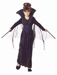 Child's Winged Vampiress Costume