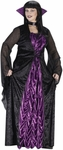 Plus Size Countess Costume