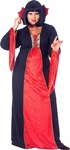Plus Size Gothic Vampiress Costume