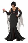 Plus Size Seductress Costume