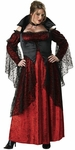 Plus Size Vampiress Costume