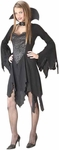 Teen Black Rose Vampiress Costume