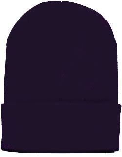 Beanie Ski Cap Hat in Navy