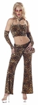 Adult Cheetah Ho Girl Costume