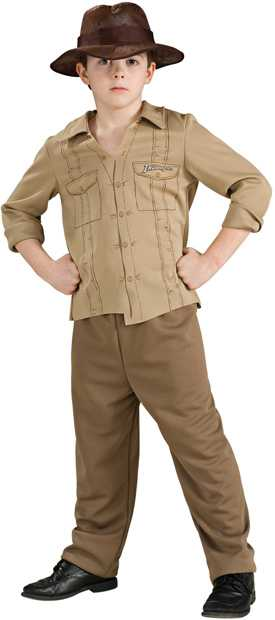 Child's Indiana Jones Costume