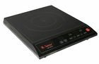 Black 1300W Countertop Induction