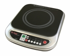 Silver 1200W Countertop Induction