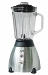 1.5L Stainless Steel Blender with Round Base