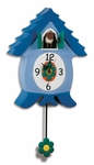 Sheep Cuckoo Clock