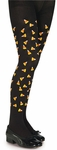 Child's Candy Corn Costume Tights