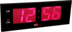 Super Large Display LED Clock