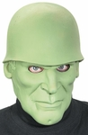 Green Army Man Mask