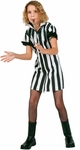 Preteen Referee Girl Costume