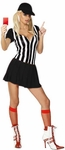 Women's Sexy Referee Costume