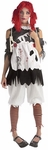 Adult Gothic Rag Doll Girl Costume
