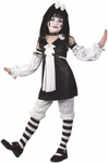 Child's Gothic Raggedy Ann Costume