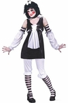 Teen Gothic Rag Doll Costume