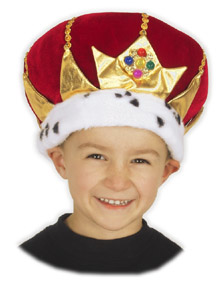 Child's King Hat