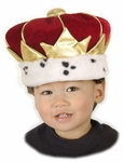 Toddler King Hat