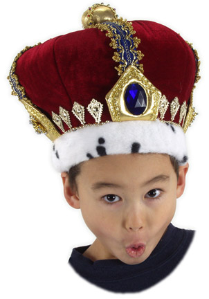 Child's Royal King Hat