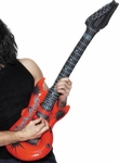 Inflatable Guitar Costume Prop