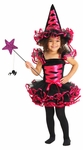 Child Witch Ballerina Dancer Costume