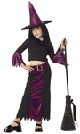 Child's Jazzy Witch Costume