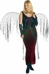 Plus Size Goth Fairy Costume