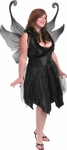 Plus Size Sexy Dark Fairy Costume