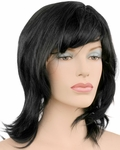 Adult Spanish Lady Wig
