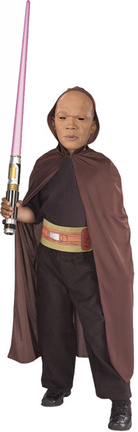 Child's Star Wars Mace Windu Costume Kit