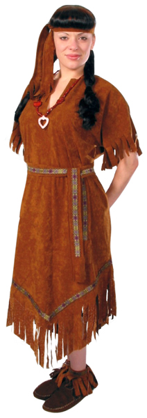 Indian Maiden Costume