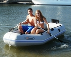 Solstice Quest 8.75 Ft Inflatable Boat