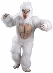 Adult Deluxe Abominable Snowman Costume
