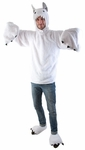 Adult Great White Yeti Costume