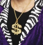 Ali G Rapper Gold Medallion