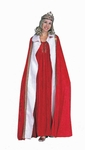 Adult Red Queen's Robe Costume