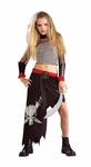 Preteen Pirate Girl Costume
