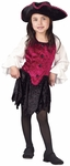 Toddler First Mate Pirate Costume