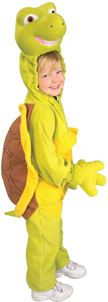 Toddler Turtle Costume