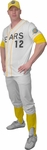 Deluxe Adult Bad News Bears Costume