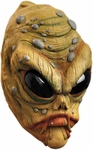 Crop Circle Alien Mask