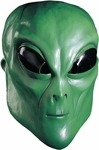 Green Alien Costume Mask