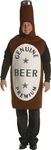 Plus Size Beer Bottle Costume