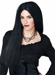 Adult Black Cher Wig