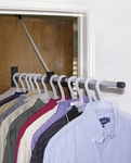 Over The Door Clothes Rack